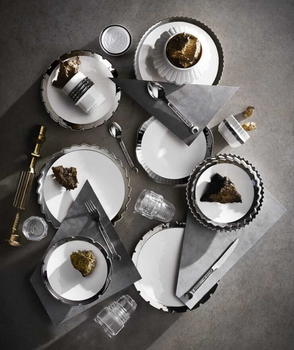 Diesel Living With Seletti Machine Collection Metal Mosaico