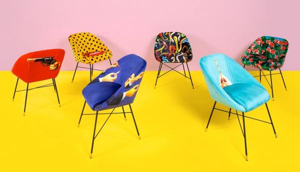Chairs Mosaico