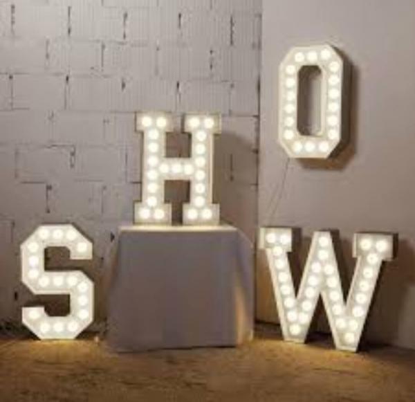 Show Lamp
