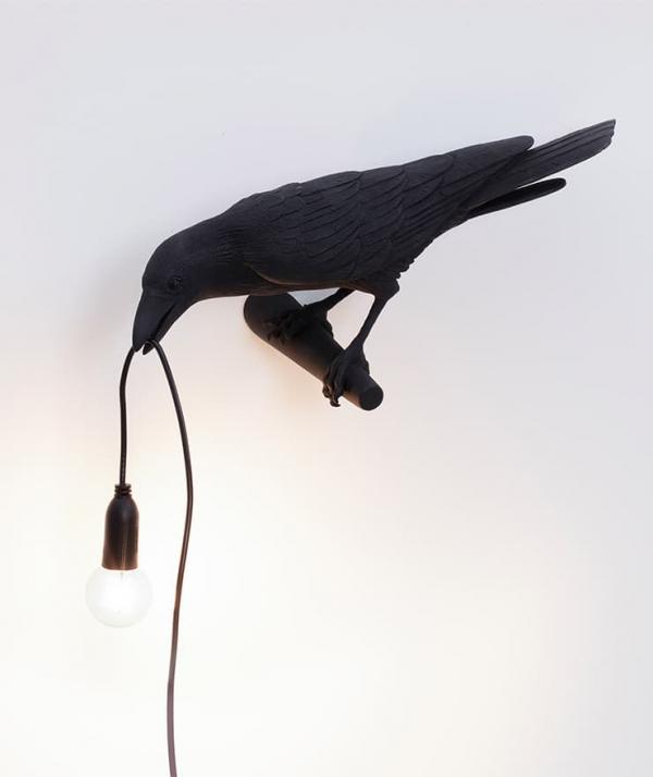 Bird Lamp Mosaico